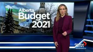 Alberta Budget 2021: Answering your questions surrounding the provincial budget (03:10)