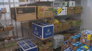Food Banks Change Procedures