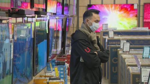 Local B.C. businesses worry about Black Friday bust | Watch News Videos Online