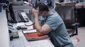 High stress and difficult emotions: critical care physician weighs in on a year of pandemic (03:44)