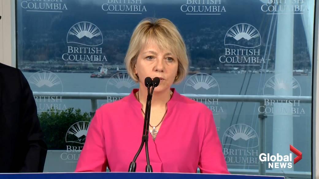 Meet Dr Bonnie Henry A B C Coronavirus Hunter Who Staved Off Canada S Epidemics Globalnews Ca
