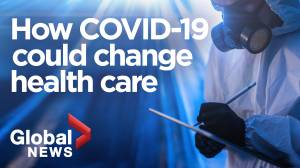 Coronavirus outbreak: How the COVID-19 pandemic will change the future of health care