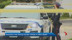 Peel Police say region's latest homicide victim is another victim of domestic abuse