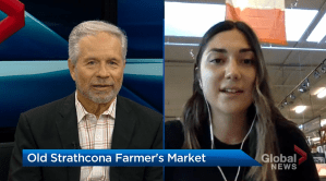 Fall plans for the Old Strathcona Farmers' Market (04:26)