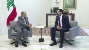 Lebanese Prime Minister Hariri submits resignation amid protests