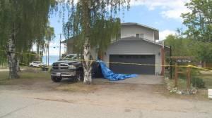 Woman's body discovered inside Naramata home (01:32)