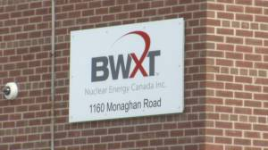 BWXT plans to manufacture uranium pellets in Peterborough, says emissions from plant are safe