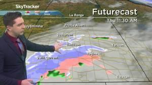 Mild temperatures continue: Jan. 6 Saskatchewan weather outlook (02:22)