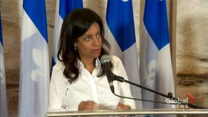 Quebec Liberals outline fall priorities as National Assembly resumes (01:39)