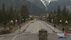 Parks Canada encouraging people to stay away from mountain parks over long weekend