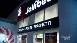 Jollibee opens 1st Saskatchewan location in Regina