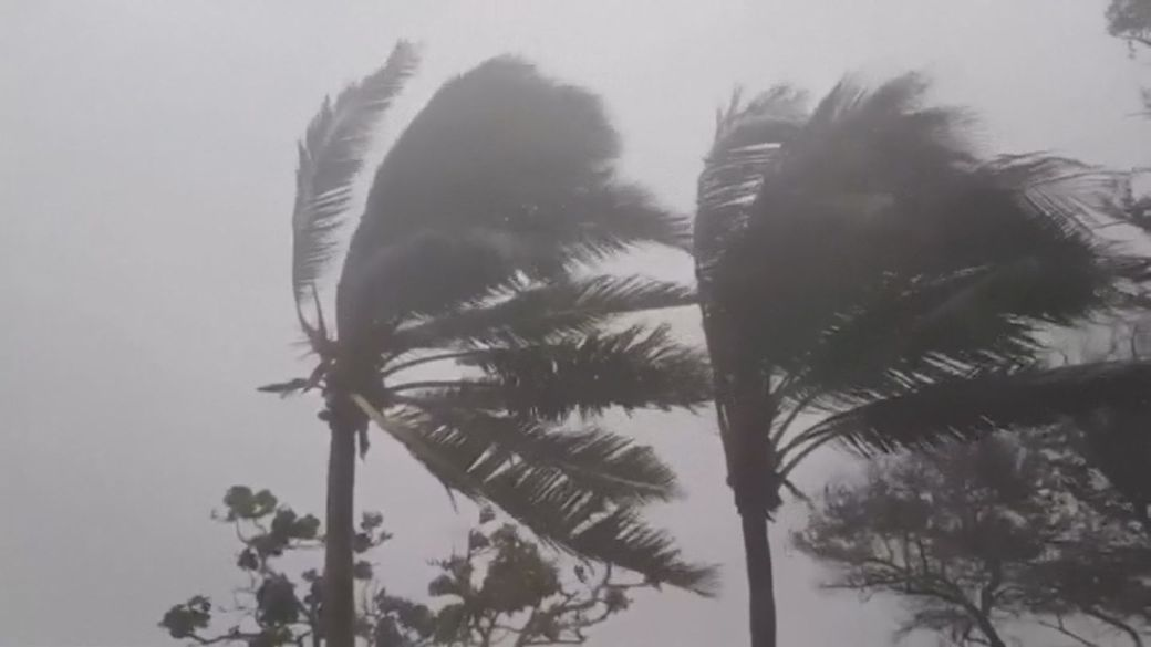 Click to play video: 'Tropical Storm Elsa approaching Florida after battering Caribbean'
