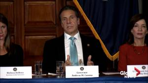 Cuomo suggests Trump moved residence to Florida to avoid releasing tax returns
