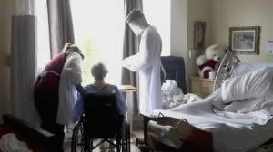 Easing of restrictions at long-term care homes in Peterborough (02:07)