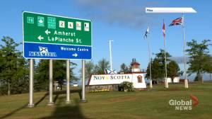 Nova Scotia to reopen to Atlantic Canada next week (01:53)