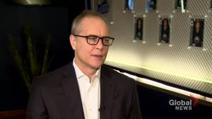 Winnipeg Jets head coach Paul Maurice on why he stays in Winnipeg