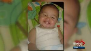 Closing arguments heard in case of toddler found dead outside Edmonton church