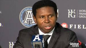 Mike 'Pinball' Clemons named new GM of the Toronto Argonauts