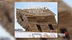'Abandoned Alberta' book showcases province's rich pioneer history