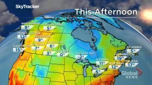 Winnipeg weather outlook: April 20 (02:02)