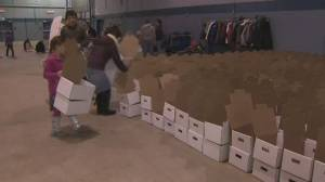 Moncton's Santa Claus parade cancelled, impacting local foodbanks (02:09)