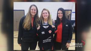 N.S. teen credits love for rugby to help her recovery after health scare