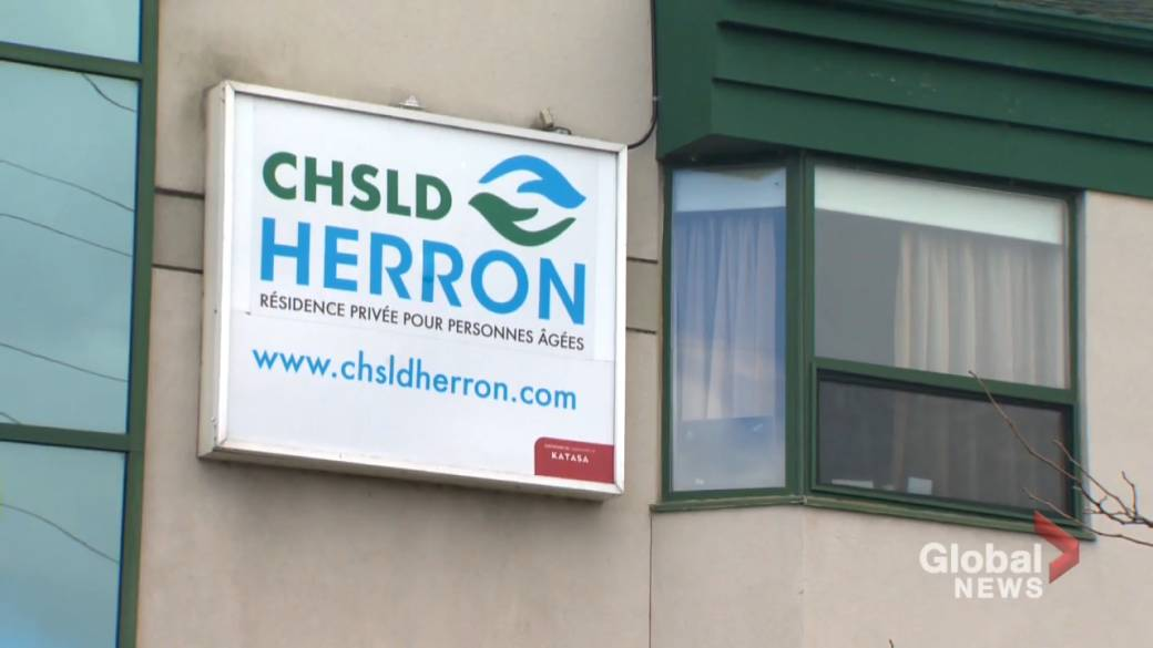 Click to play video: 'Three Quebec professional orders wrap up investigation into deadly coronavirus outbreak at CHSLD Herron'