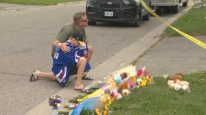 Alleged suspect in Oshawa mass murder identified as survivor's brother (02:07)