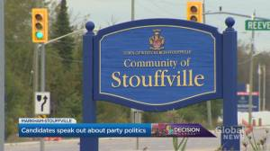 Riding Candidates: Markham-Stouffville weigh in on party politics