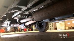 With metal prices on the rise, thieves target catalytic converters (02:01)