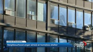 Some Midtown Toronto neighbours upset with increased incidents of crime, blame nearby shelters