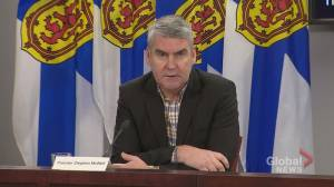 N.S. launches new isolation rules for people coming from New Brunswick (01:41)