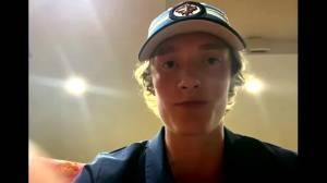 RAW: Winnipeg Jets Chaz Lucius Interview – July 23 (05:56)