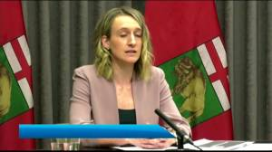 Questions over province's vaccine priority list (01:29)
