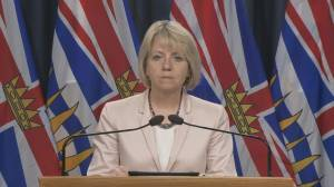 Latest B.C. COVID-19 modelling projections are 'encouraging' for the province