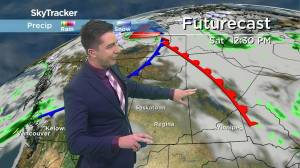 Warming trend: Sept. 24 Manitoba weather outlook (01:35)