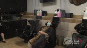 Peterborough hair salons wait for Ontario's Step 2 for reopening (02:17)