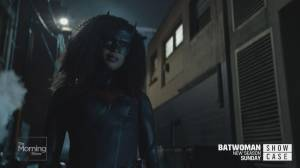 Javicia Leslie on manifesting her new role as Batwoman (05:33)