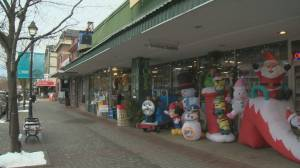 City of Vernon accused by some of acting like the Grinch who stole Christmas after forcing toy store to get rid of large inflatable snowman