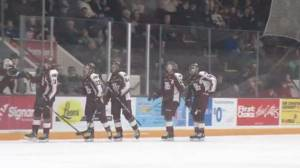 Peterborough Petes working on mental strength during OHL layoff (02:29)