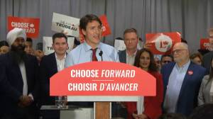 Federal Election 2019: Trudeau says 'misinformation' about Liberal housing plan is 'false'