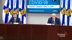 N.S. loosening COVID-19 restrictions (01:56)