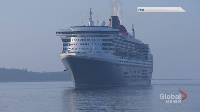 Click to play video: COVID-19 to impact Maritime cruise season again in 2021