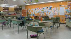 Growing concerns about classroom sizes amid the pandemic