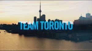 Mayor Tory, athletes encourage Torontonians to stay home in coronavirus video