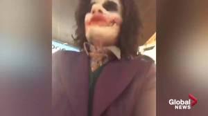 Man in Joker makeup arrested on Facebook Live in Missouri