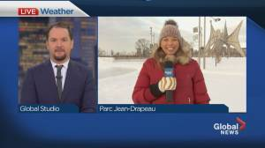 Global News Morning weather forecast: March 4, 2021 (02:33)