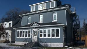 Winnipeg's Morberg House risks closing without stable funding (01:22)