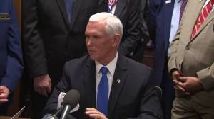 Pence dismisses claim he considered using 25th Amendment to remove Trump from office