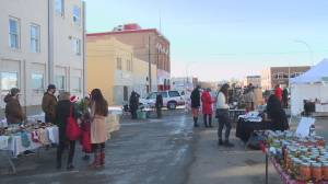 Christmas shopping trends: what customers are buying in Lethbridge in 2020 (01:57)
